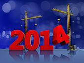 building new year