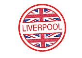 LIVERPOOL Rubber Stamp