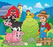 Farmer theme image 4