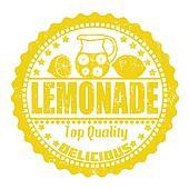 Lemonade stamp