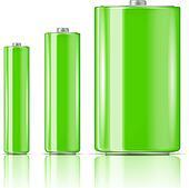 Green battery range.