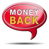 moeny back guaranteed sign