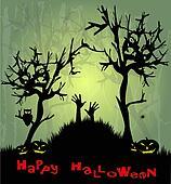 horror for halloween