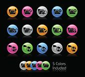 Folders Icon set 1 -Gelcolor Series