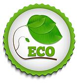 Green ECO Label
