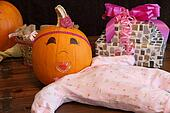 Pumpkin Baby Princess