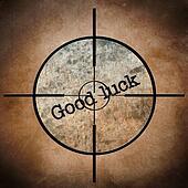 Good luck target