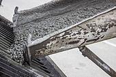 cement truck chute 2