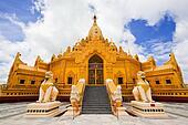 Swe Taw Myat Pagoda, Myanmar