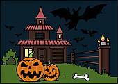 Halloween_house