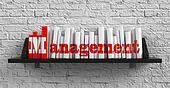 Management. Education Concept.