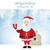 Santa Claus - Illustration