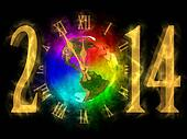 Happy new year 2014 - PF 2014 - America