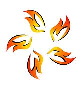 Fire team logo