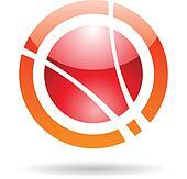 Orbit Clip Art - Royalty Free - GoGraph