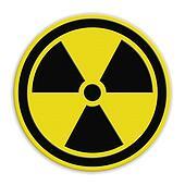symbols of radiation