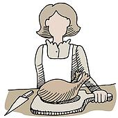 Carving Poultry