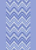 vector purple drops chevron seamless pattern background vertical border with geometric elements