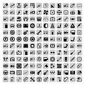 Car Parts Clip Art - Royalty Free - GoGraph