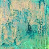 Abstract background, old vignette border frame