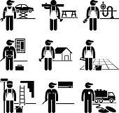 Handyman Skilled Jobs Occupations