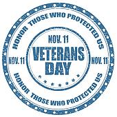 Veterans Day-stamp