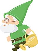 Watering Can Gnome