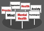 Mental health signs