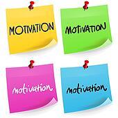 Motivation Sticky Note