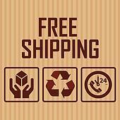 Delivery symbols