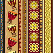 african drum background