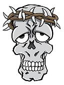 skull thorns