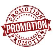 Promotion Stamp Clip Art - Royalty Free - GoGraph