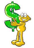 I love making money