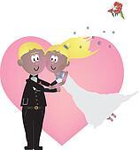 Bride and Groom Feelings