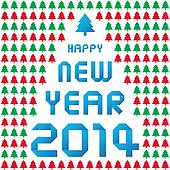 Happy new year 2014 card31