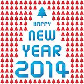 Happy new year 2014 card37