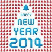 Happy new year 2014 card37