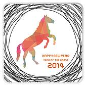 Happy new year 2014 card39