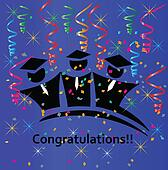 Graduates congratulations