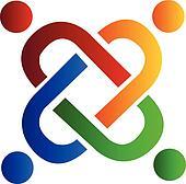 Team union logo
