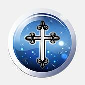 Cross icon symbol