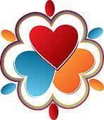 People hearts logo