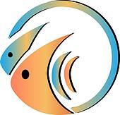 Fish bowl logo