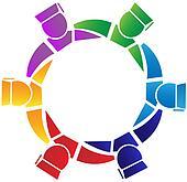 Teamwork graduates logo