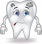 Sad tooth