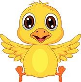 Cute Chicken Clipart