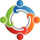 Team Reunion 4 Logo Vector