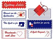 Quilting Sewing Labels