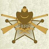 Sheriffs badge-3